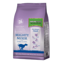 Mighty Mixer Biscuit with Turkey & Oats -2KG